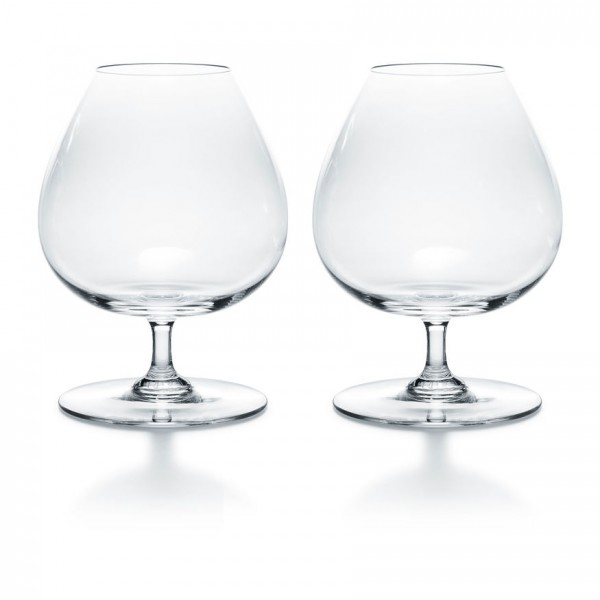 Baccarat Degustation Cognac Glass x2