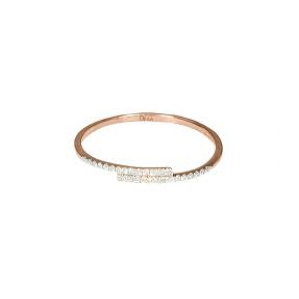 Djula Engagement Collection Ring 18kt Pink Gold