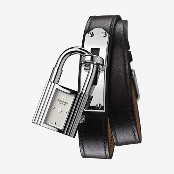 Hermes Kelly watch 20 x 20 mm QTZ