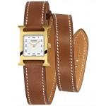 Hermes H Hour watch, 21 x 21 mm QTZ