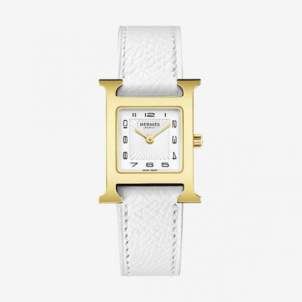 Hermes H Hour watch, 26 x 26 mm QTZ