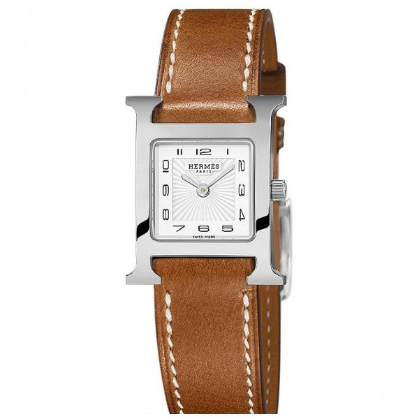 Hermes Petit TPM watch, 17.2 x 17.2 mm QTZ