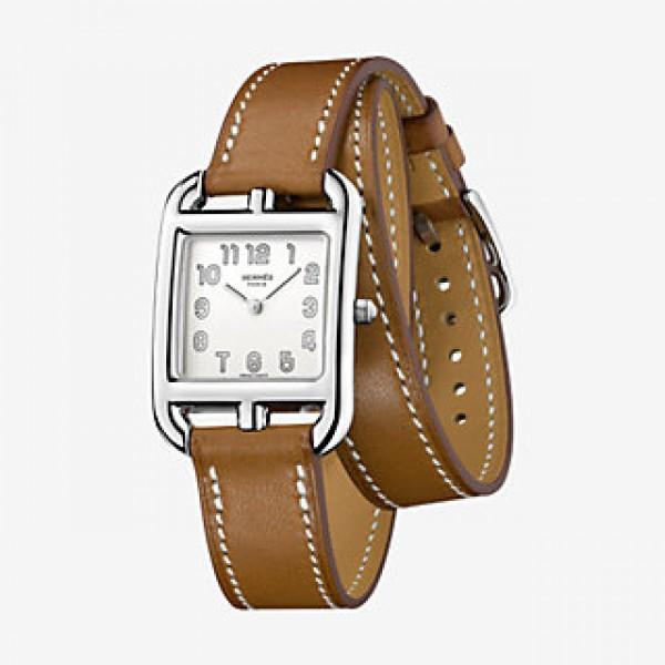 Hermes Cape Cod watch, small model 23 x 23 mm QTZ