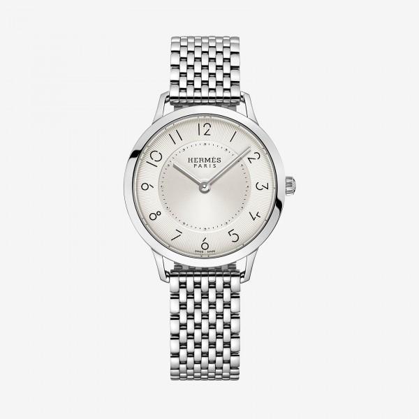 Hermes Slim d'Hermes watch, medium model 32 mm QTZ