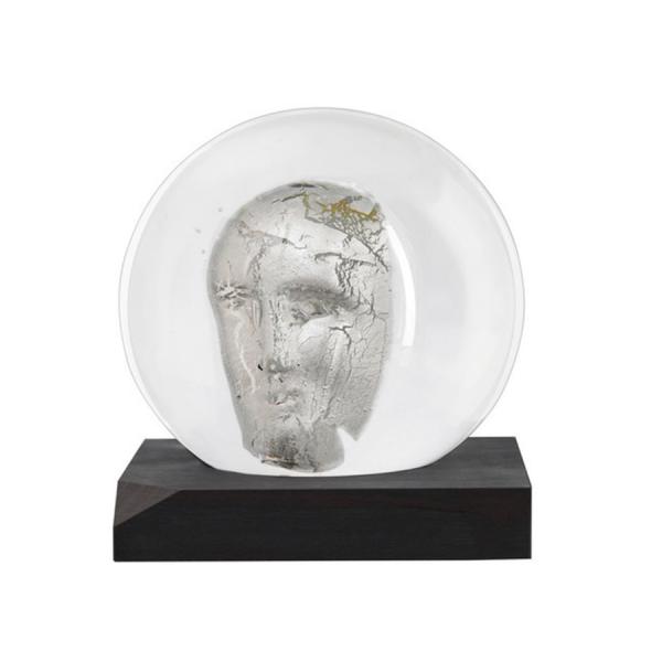 Kosta Boda - Headman Silver
