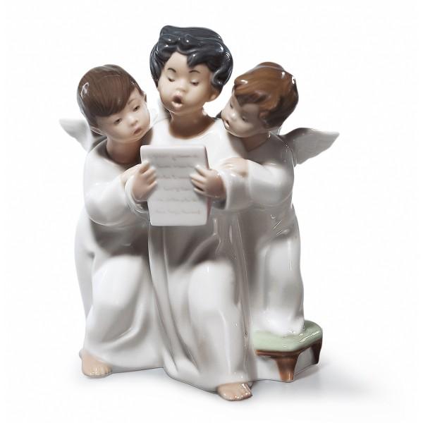Lladro Angels' Group