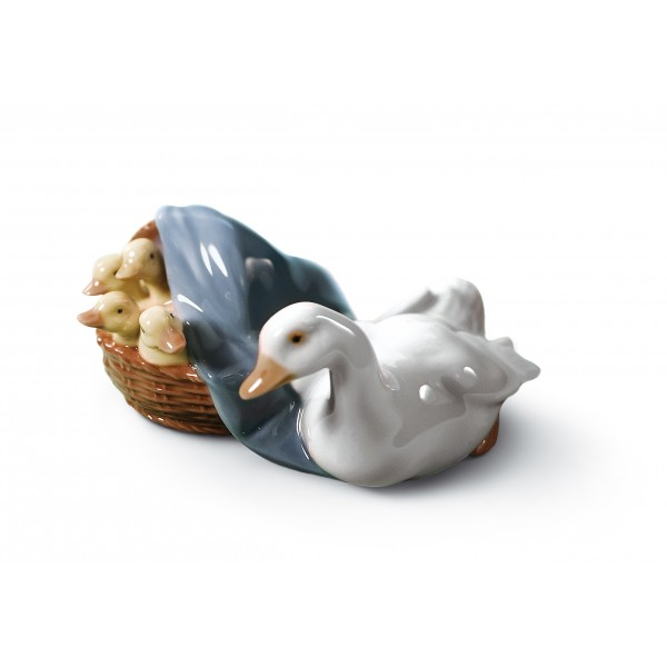 Lladro Ducklings