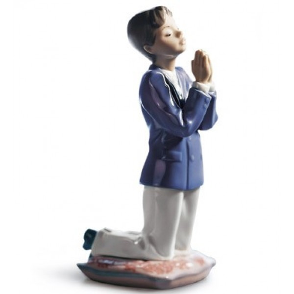 Lladro Communion Prayer (BOY)
