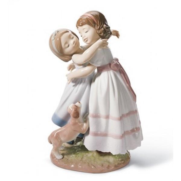 Lladro Give Me A Hug!