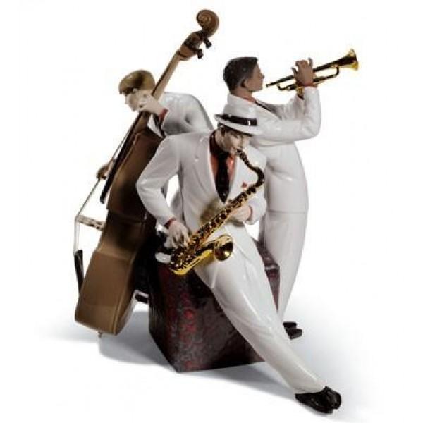 Lladro Jazz Trio Limited Edition