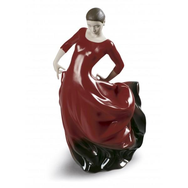 Lladro Buleria (Red)