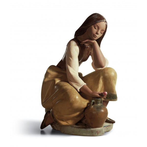 Lladro Classic Water Carrier