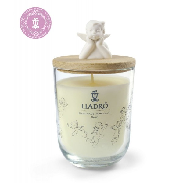 Lladro Missing You Candle - Mediterranean Beach Scent