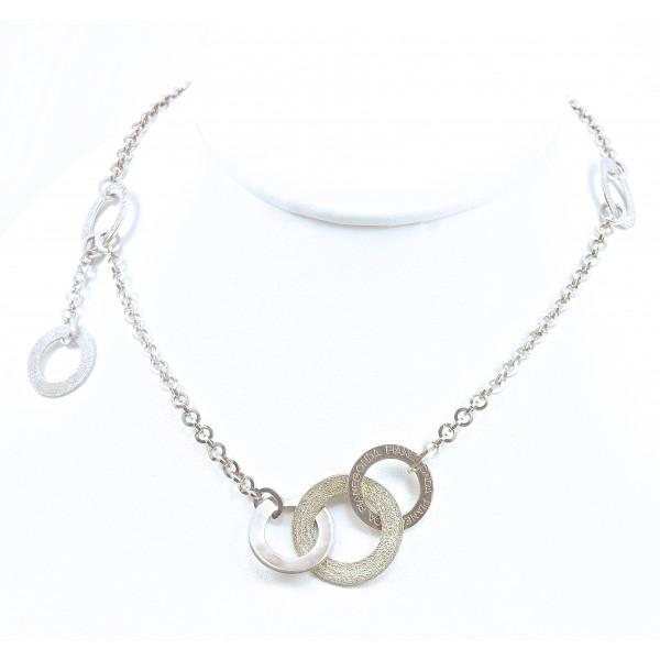 Pianegonda Silver with Circles Necklace