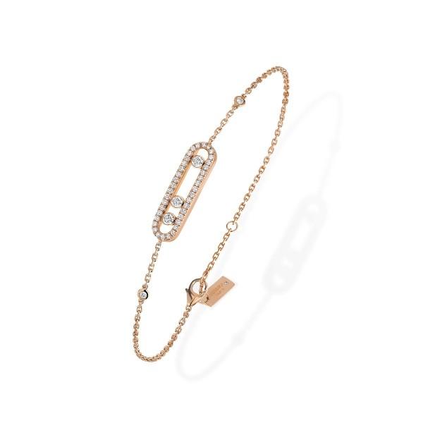 Messika Baby Move Pave Diamond Bracelet