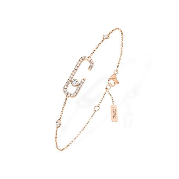 Messika Move Addiction Pave Bracelet by GiGi
