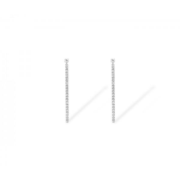 Messika Gatsby Bar Earrings
