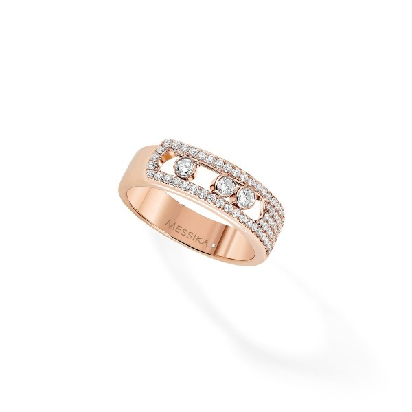 Messika Move Noa Pave Rose Gold