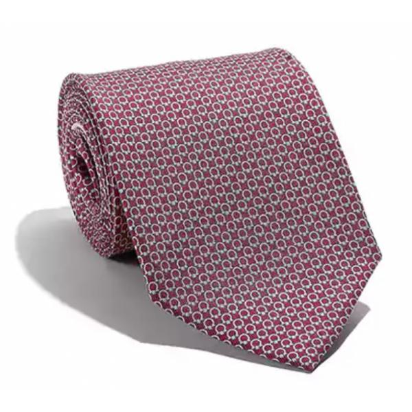Salvatore Ferragamo -  Pin Silk Tie