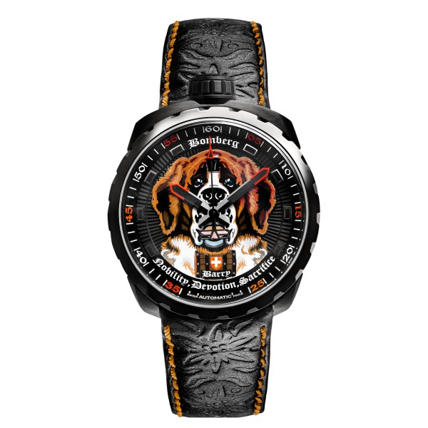Bomberg Bolt 68 Limited Edition 45mm Automatic - Barry Foundation
