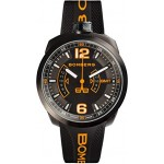Bomberg Bolt 68 - Orange Neon GMT 45mm