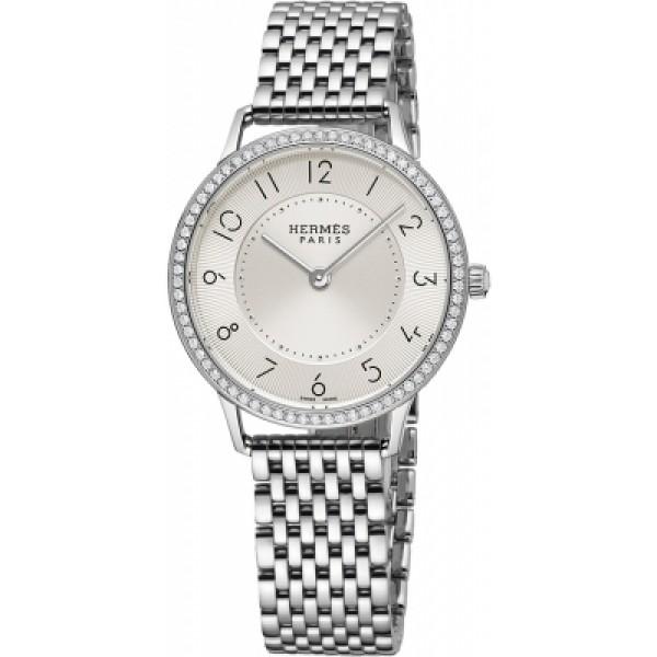 Hermes Slim d'Hermes MM Quartz 32mm Ladies Watch